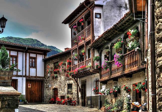 Potes, el encanto de la Cantabria lebaniega