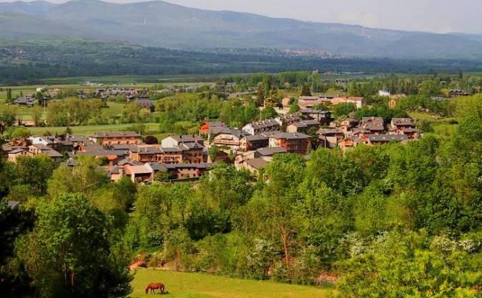 Prats, el mejor cielo de Lleida