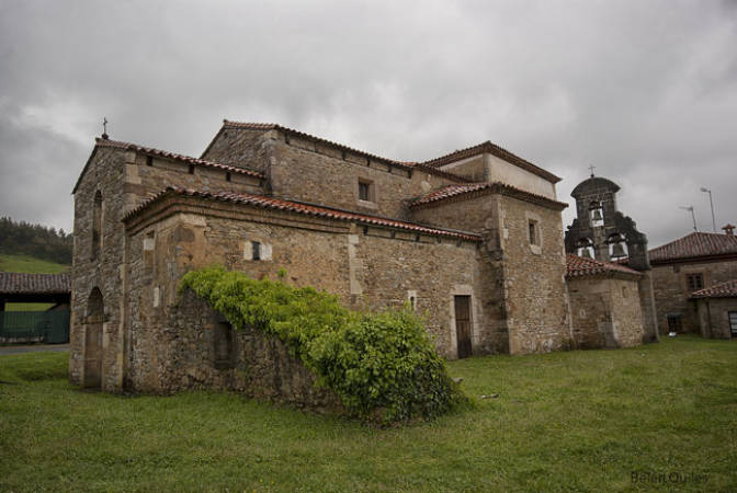 Iglesia de San Juan en Santianes