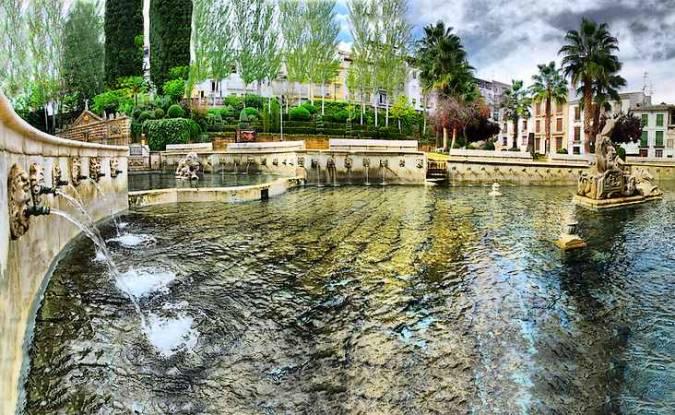 """Priego de Córdoba, la """"Ciudad del Agua"""""""