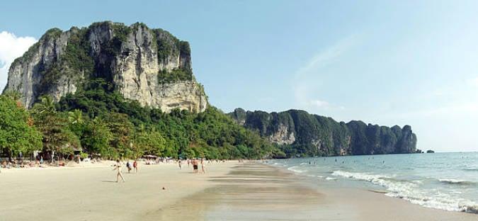 Propuestas en Tailandia: Ao Nang Beach