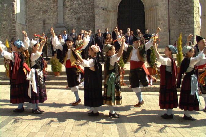 Fiesta de Nuestra Señora en Andrín, Asturias