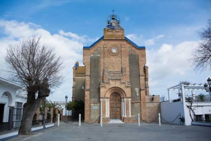 Iglesia Nuestra Señora del Socorro, en Benalup-Casas Viejas