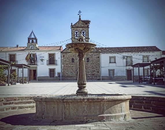 La localidad de Guarromán, en Jaén