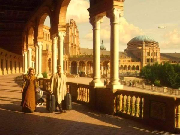 Pueblos de cine en España