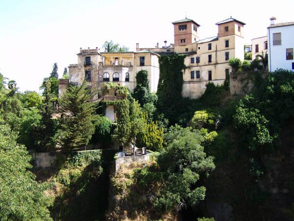 Casa del Rey Moro, en Ronda, Málaga