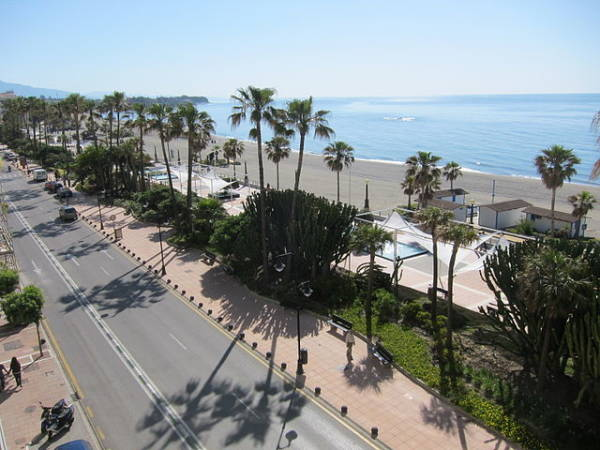 Elige Estepona, en Málaga, para el puente de diciembre