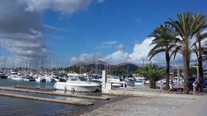 El Puerto de Alcudia, en Mallorca