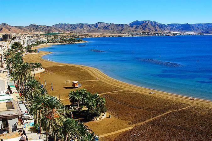El Puerto de Mazarrón, en Murcia