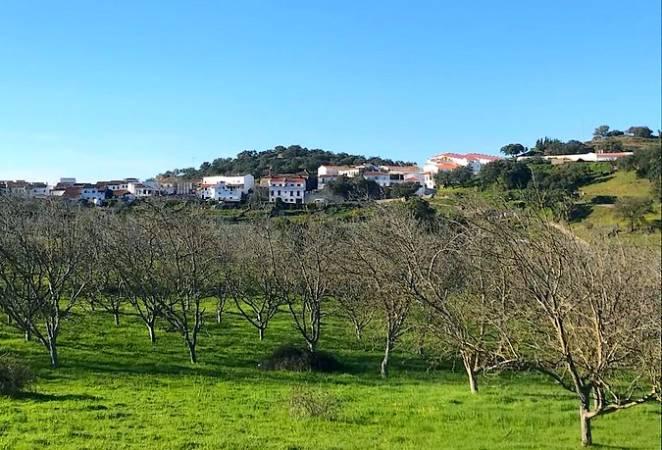 Puerto Moral, en la Sierra de Aracena de Huelva
