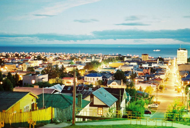 Punta Arenas, un paraiso natural y para las compras en Chile