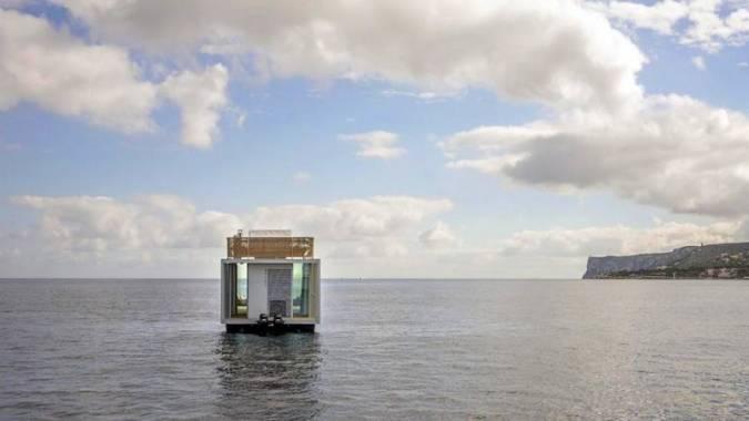 Alojamiento flotante Punta de Mar, en Dénia