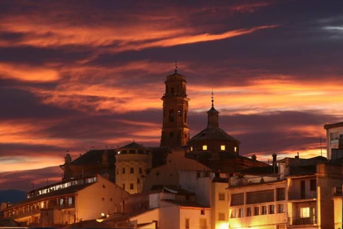 La muy noble ciudad de Corella, en Navarra