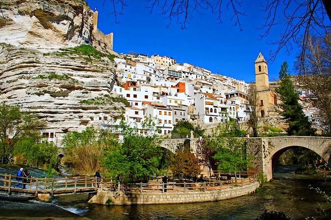 Alcalá del Júcar, el pueblo más visitado de Albacete