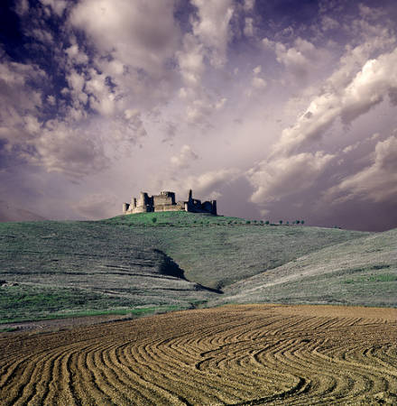 Castillo de Almonacid de Toledo, en Toledo