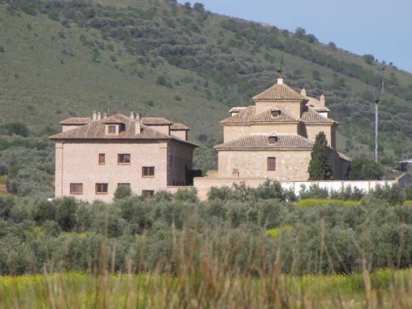 Ermita de la Virgen de la Oliva, en Almonacid de Toledo