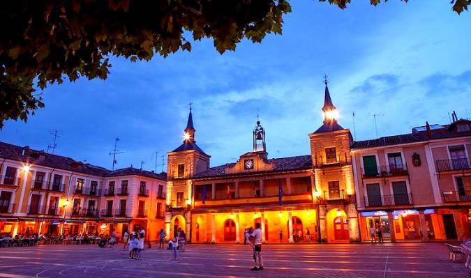 La ilustre villa de El Burgo de Osma, en Soria