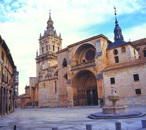 Catedral de El Burgo de Osma, en Soria