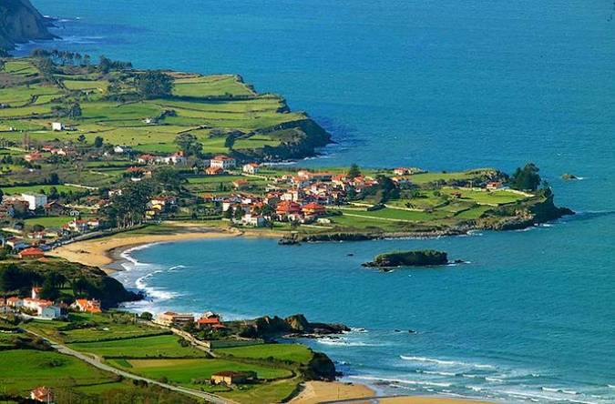 La Isla, en el Paraíso Natural de Asturias