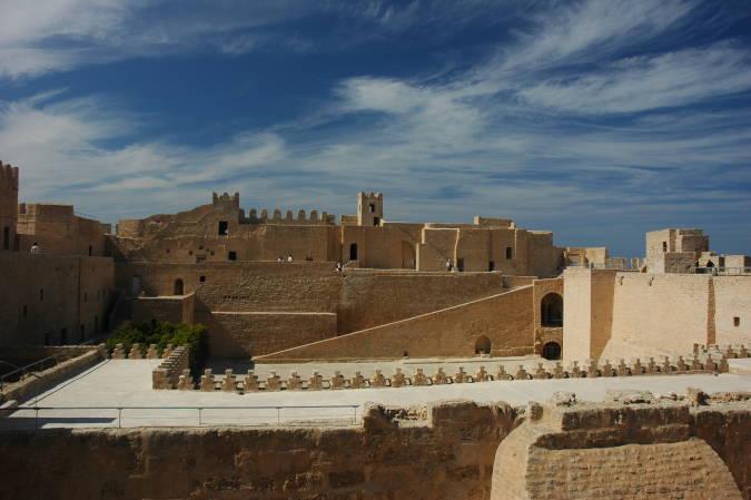 Ribat de Harthema, en Monastir, Túnez