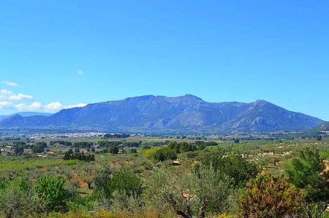 Historia y naturaleza en Muro de Alcoy, Alicante