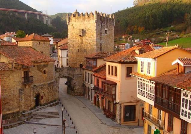 Salas, entre el mar y la montaña asturiana