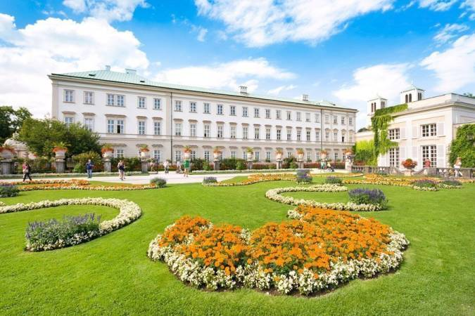 Palacio de Mirabell, en Salzburgo, Austria