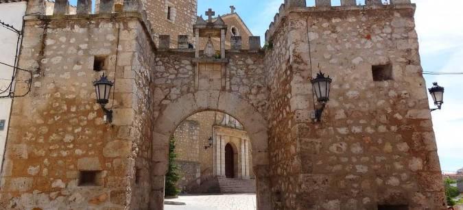 La localidad de Tarancón, en Cuenca