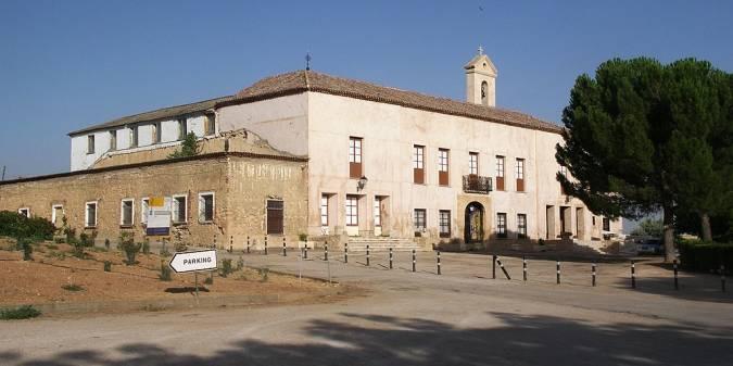 Santuario de la Madre de Dios de Riánsares, en Tarancón, Cuenca