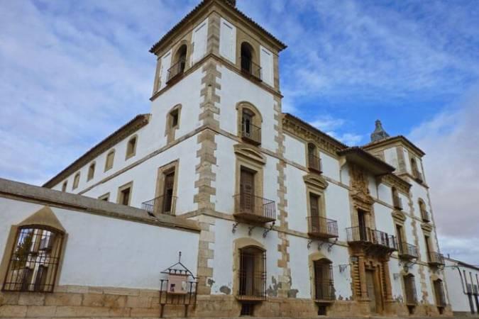 Palacio de las Torres, en Tembleque, Toledo