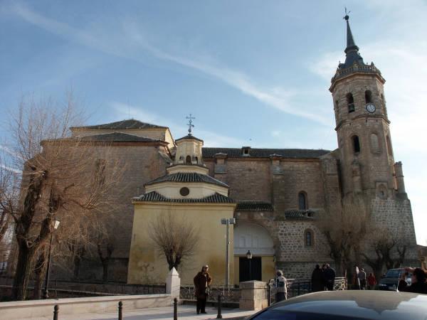 Iglesia de la Asunción, en Tembleque, Toledo