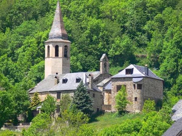 Turismo de montaña en Unha, Lleida