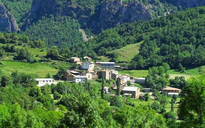El atractivo pirenaico de Viu, en Huesca