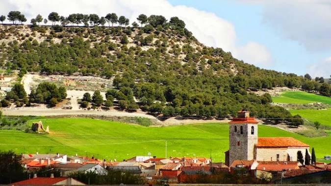 Geria, belleza natural en Valladolid