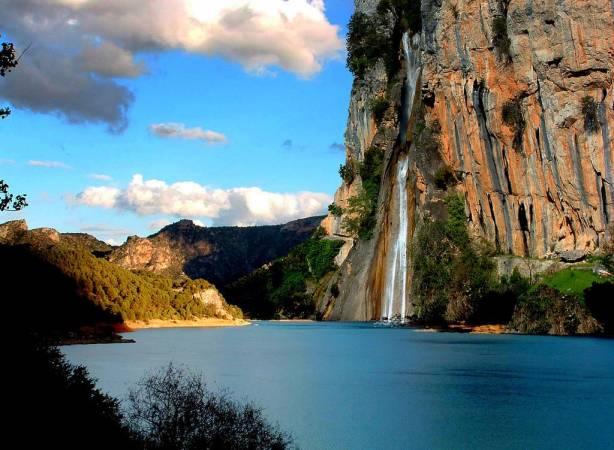 Parque Natural de Cazorla, Segura y Las Villas, en Cazorla
