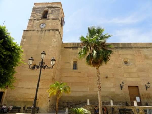 Iglesia de Nuestra Señora de la Encarnación, en Vera