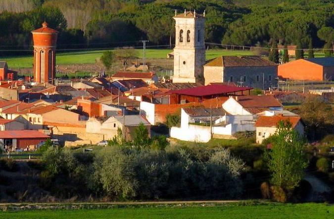 Quintanilla de Arriba, en la Ruta del Vino Ribera del Duero