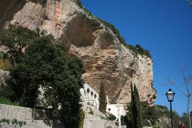 Santuario de Nostra Senyora de Gràcia, en Randa, Mallorca