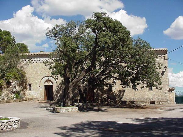 Ermita de Sant Honorat, en Randa, Mallorca