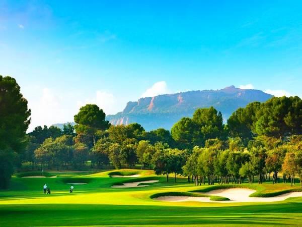 Real Club de Golf El Prat, en Terrassa, Barcelona