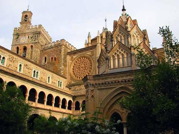El Real Monasterio de Guadalupe, en Cáceres