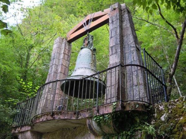 La Campanona, en Covadonga, Asturias