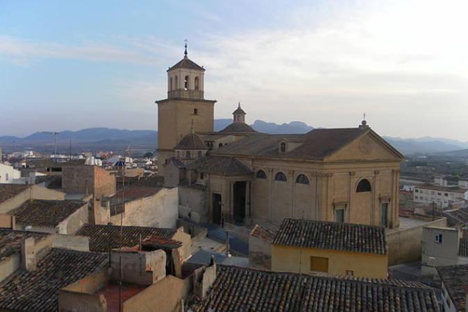 Recorrido por la ciudad de Jumilla, en Murcia