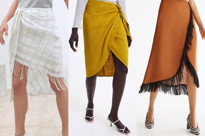 9d13cf3cf Reinventa el uso de la falda pareo bajo el encanto de Begur