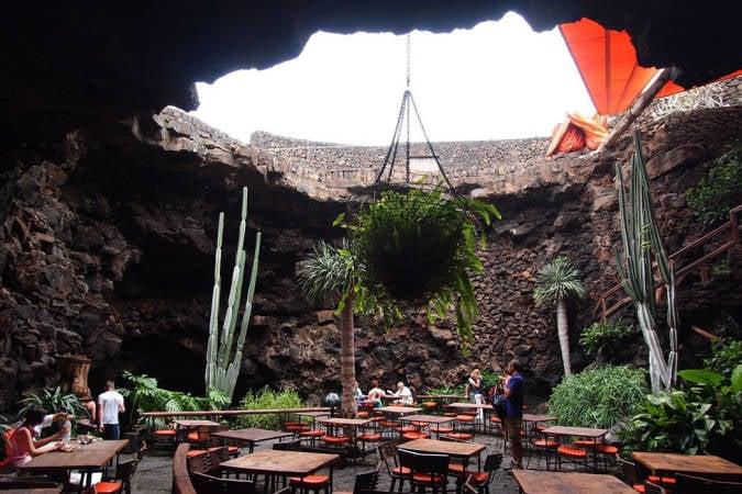 Cuatro restaurantes en cuevas que te sorprenderán