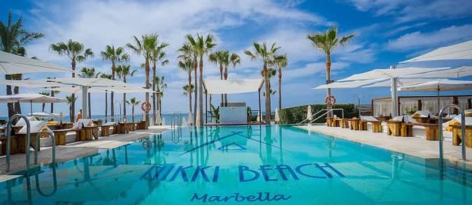 Restaurantes de moda en Marbella