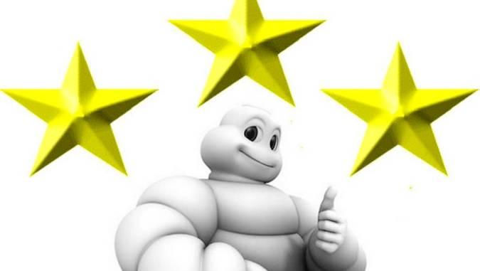 Estrellas de la Guía Michelin a la mejor gastronomía
