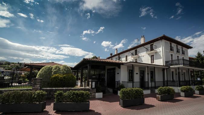 Restaurante Alameda, en Hondarribia