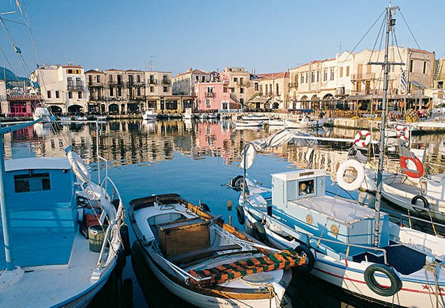Descubre en Rethymno la magia de la isla de Creta