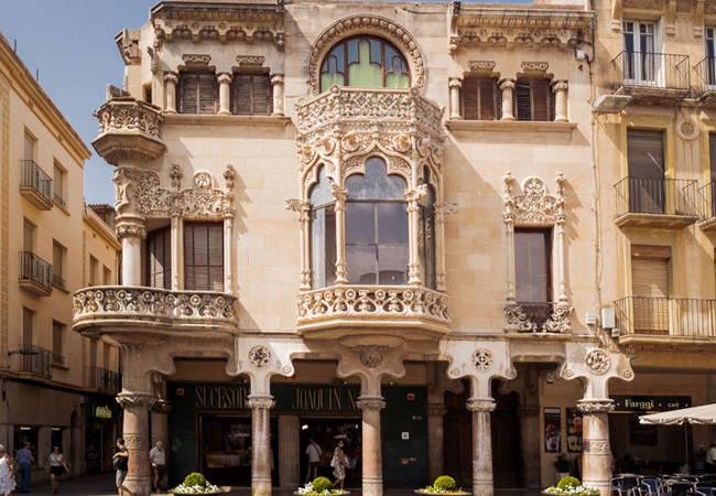 Reus, un fascinante destino modernista en Tarragona